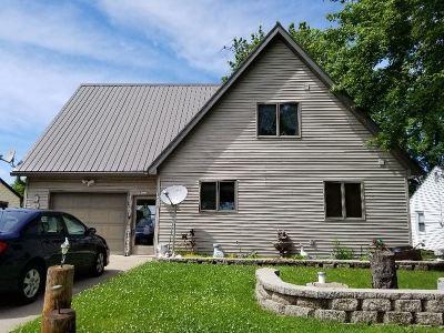 Winneconne Single Family Home Active-No Offer: 6738 Wentzel Shore