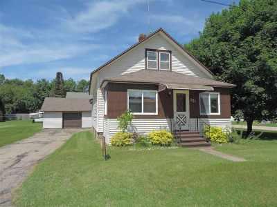 Oconto County Single Family Home Active-No Offer: 231 N Center