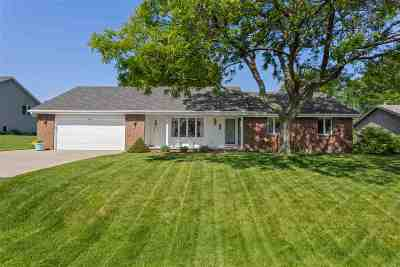 Appleton Single Family Home Active-Offer No Bump: N377 Rogers