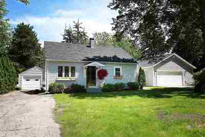 Gillett Single Family Home Active-Offer No Bump: 208 S Elm