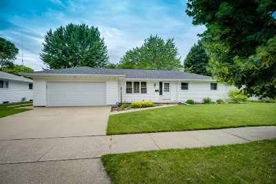 Appleton Single Family Home Active-Offer No Bump: 1601 N Linwood