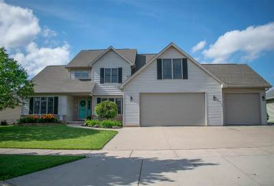 Appleton Single Family Home Active-No Offer: 4028 E Appleseed