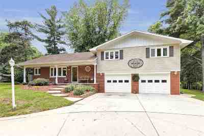Green Bay Single Family Home Active-No Offer: 1972 Mulberry