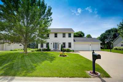 Appleton Single Family Home Active-Offer No Bump: W6055 Cornflower