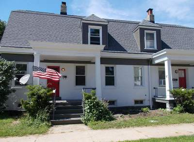 Menominee Multi Family Home Active-Offer No Bump: 112 3rd