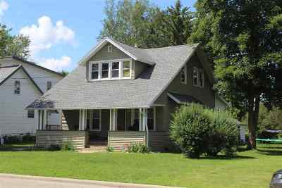Shawano Single Family Home Active-No Offer: 175 River Heights