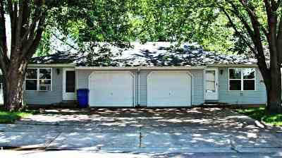 Kaukauna Multi Family Home Active-No Offer: 644 Sunset