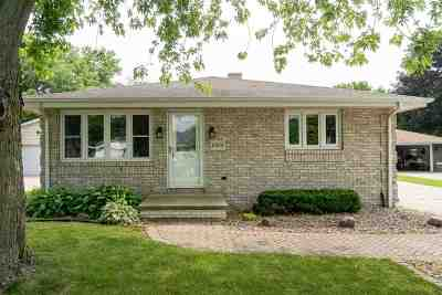 Appleton Single Family Home Active-Offer No Bump-Show: 2908 S Jackson