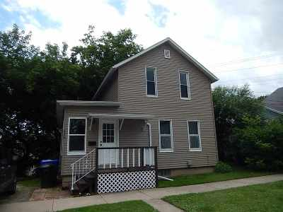 Appleton Single Family Home Active-Offer No Bump: 525 W 4th