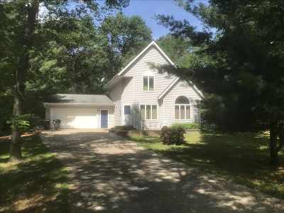 Shawano Single Family Home Active-No Offer: N7041 Menominee