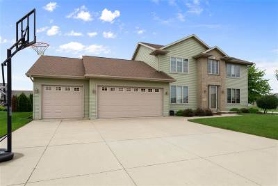 Sherwood Single Family Home Active-No Offer: W5053 Birchwood