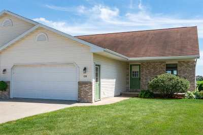 Combined Locks Single Family Home Active-Offer No Bump: 136 Greenway
