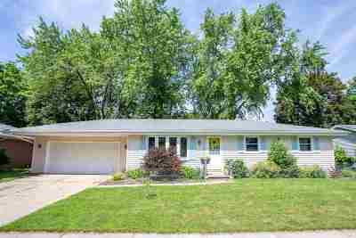 Appleton Single Family Home Active-Offer No Bump: 2927 N Rankin