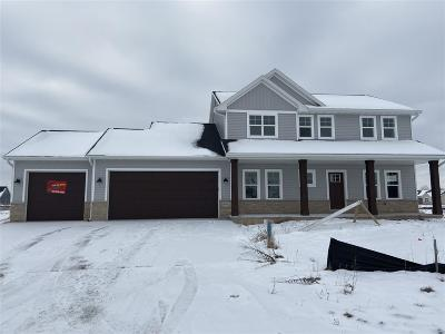 Appleton Single Family Home Active-No Offer: N9371 Touchdown