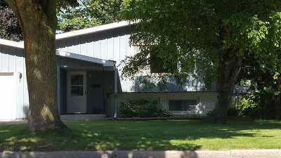 Appleton Single Family Home Active-Offer No Bump: 1815 S Mohawk
