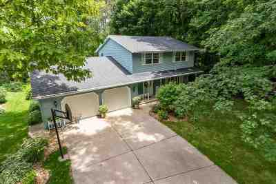 Green Bay Single Family Home Active-No Offer: 2436 Ironwood