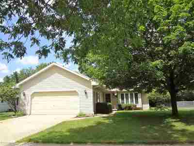 Appleton Single Family Home Active-Offer No Bump: 17 Valerie