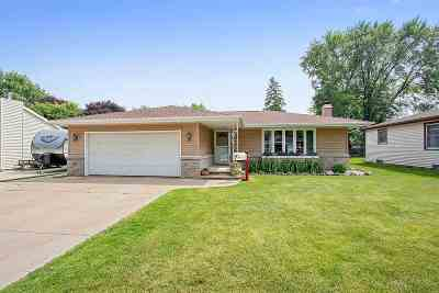 Appleton Single Family Home Active-Offer No Bump: 1025 W Parkway