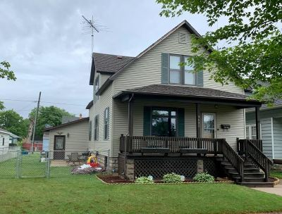 Marinette Single Family Home Active-No Offer: 1620 Mary
