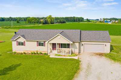 Peshtigo Single Family Home Active-Offer No Bump: N3468 England