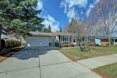 Kaukauna WI Single Family Home Active-Offer No Bump: $179,900