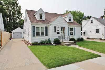 Appleton Single Family Home Active-Offer No Bump: 1719 W Reeve
