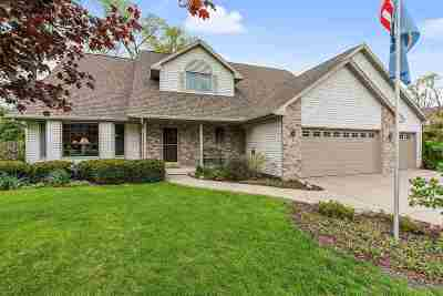Green Bay Single Family Home Active-No Offer: 234 Swiss Meadow