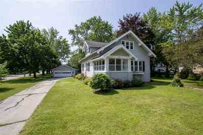 Seymour Single Family Home Active-No Offer: 326 E High