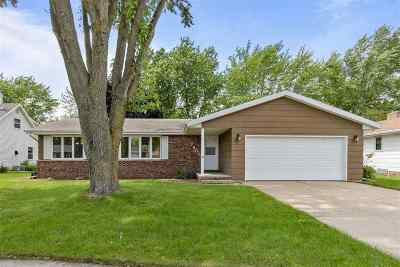 Appleton Single Family Home Active-No Offer: 2605 N Summit