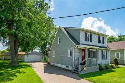 Menasha Single Family Home Active-Offer No Bump-Show: 833 5th