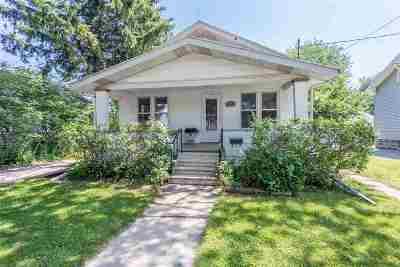 Appleton Single Family Home Active-Offer No Bump: 1414 N Alvin