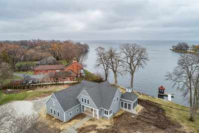 Neenah Single Family Home Active-No Offer: 835 River