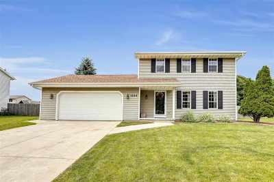 De Pere Single Family Home Active-Offer No Bump: 1234 S 9th