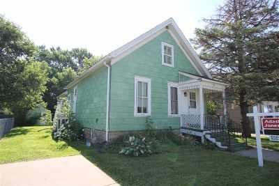 Oshkosh Single Family Home Active-Offer No Bump: 738 Grove