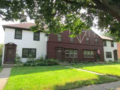 Brown County Multi Family Home Active-No Offer: 1003 Reed