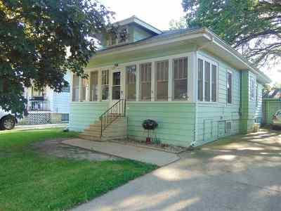 Oshkosh Single Family Home Active-No Offer: 837 Monroe