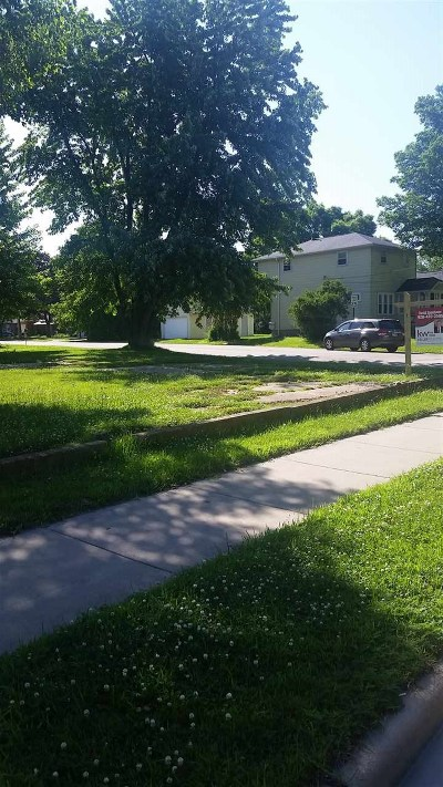Oshkosh Residential Lots & Land Active-No Offer: Algoma