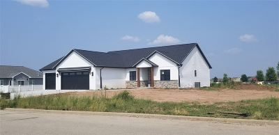 De Pere Single Family Home Active-No Offer: 1445 Quarry Park