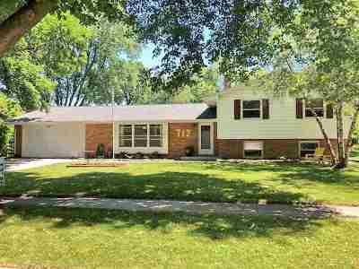 De Pere Single Family Home Active-No Offer: 712 N Washington