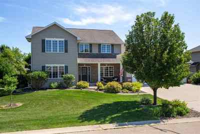 Appleton Single Family Home Active-No Offer: W6571 Austin