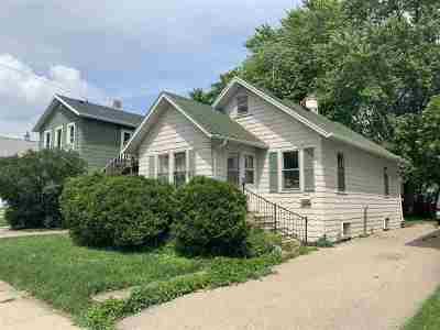 Oshkosh Single Family Home Active-No Offer: 1320 Eastman
