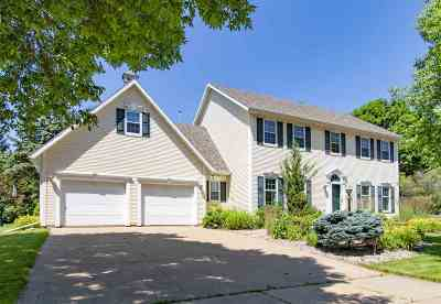 Appleton Single Family Home Active-No Offer: 1 Olde Paltzer