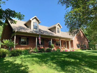 Oconto County Single Family Home Active-No Offer: 3539 Briar