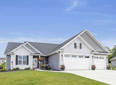De Pere Single Family Home Active-No Offer: 4629 Trellis