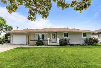 Appleton Single Family Home Active-No Offer: 1012 S Matthias