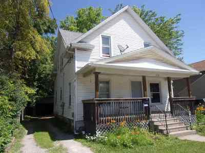 Oshkosh Multi Family Home Active-No Offer: 1008 W 9th