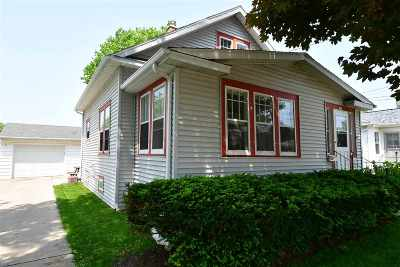 Oshkosh Single Family Home Active-No Offer: 182 W 21st