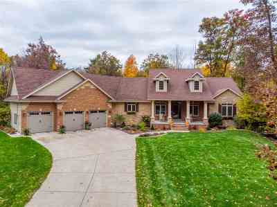 Suamico Single Family Home Active-No Offer: 1043 S Wyndrush
