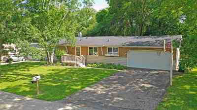 Waupaca Single Family Home Active-Offer No Bump: 619 River