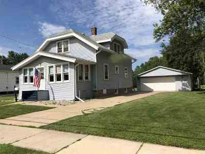 Menasha Single Family Home Active-Offer No Bump-Show: 724 Depere